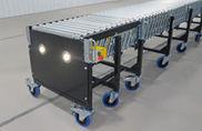 Powered Flexible Conveyor & Ancillaries