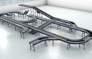 Aluminium Conveyor Range